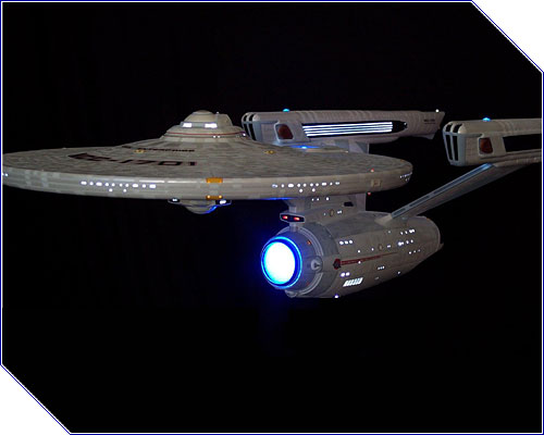 Lighting Kit - 1/350 Refit Enterprise | Trek Modeler com